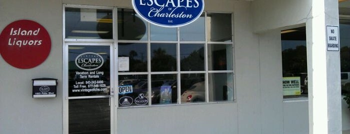 Vintage Escapes of Charleston is one of Posti che sono piaciuti a Magdalena.