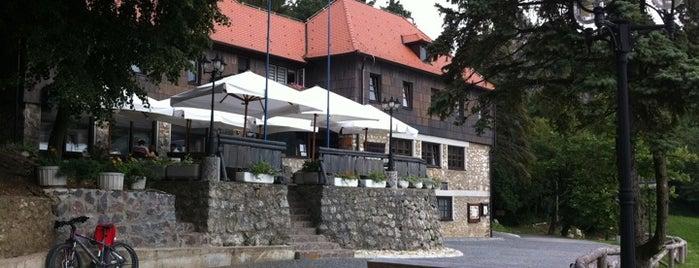 Planinarski dom Kalnik is one of Orte, die Bruno gefallen.