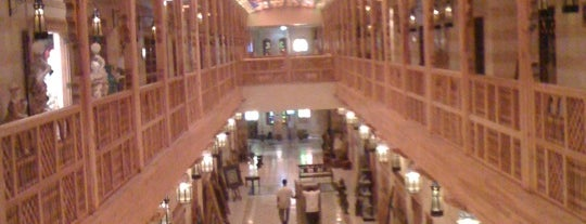Wafi Shopping Mall is one of favorite Malls.