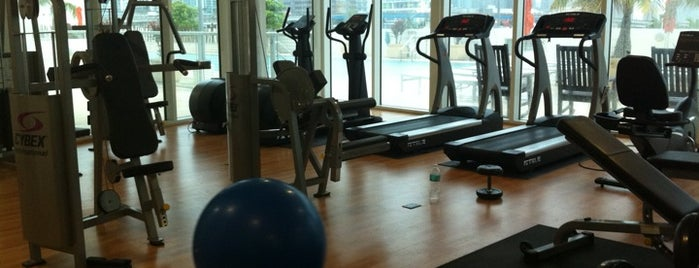 neo lofts gym is one of Lugares favoritos de Todd.