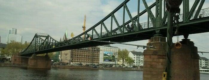 Eiserner Steg is one of Around The World: Europe 1.