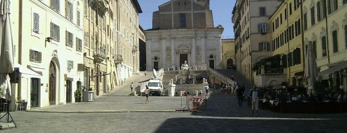 Piazza del Plebiscito is one of Ancona: cosa vedere?.