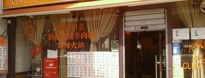 Tian Tian Wang is one of Authentic Chinese food in Paris.