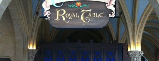 Cinderella's Royal Table is one of Florida.