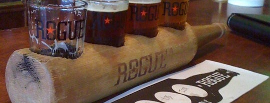 Rogue Brewhouse is one of Seattle Brewery Tour.