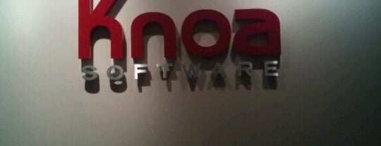 Knoa Software is one of Work.