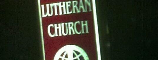 St. Michael's Lutheran Church is one of Posti che sono piaciuti a Julie.