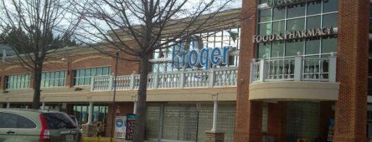 Kroger is one of Tempat yang Disukai Laetitia.