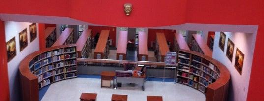 Kocaeli Üniversitesi Kütüphanesi is one of Kocaeli Üniversitesi KOÜ Mekanları.