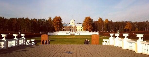 Музей-усадьба «Архангельское» is one of Лучшие парки Мск.