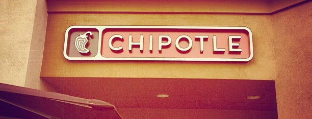 Chipotle Mexican Grill is one of สถานที่ที่ Federico ถูกใจ.