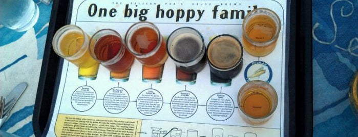 Pelican Brewing Company is one of Best US Breweries--Brewery Bucket List.