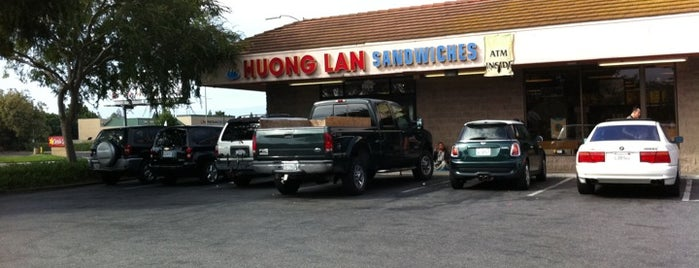 Huong Lan Sandwich is one of South Bay Area.