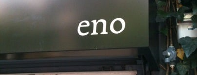 eno is one of Cafés.