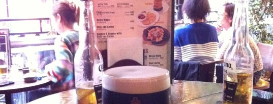 THE DUBLINERS' CAFE & PUB 渋谷店 is one of Tokyo as a local.