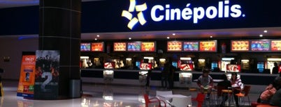 Cinépolis is one of Lugares favoritos de Esther.