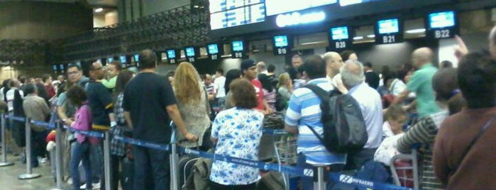 Flughafen São Paulo / Guarulhos International (GRU) is one of Preferidos São Paulo.