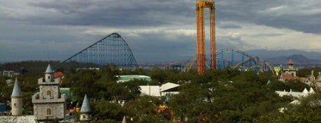 Six Flags México is one of Best of World Edition part 2.