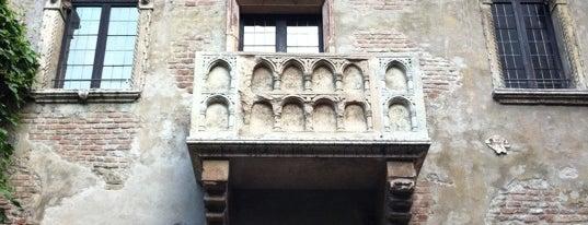 Casa di Giulietta is one of visit again.