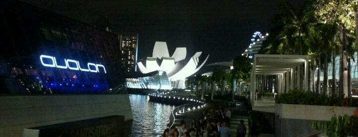 Avalon is one of FindYourWayInSG Singapore Top Visits.