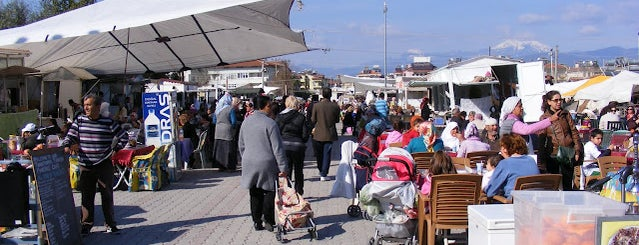 Fethiye Market is one of Fethiye: Must Sees.