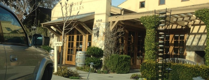 Jessup Cellars is one of Film. Food. Wine..