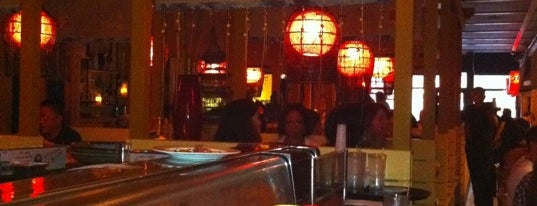 Doraku is one of บันทึกเดินทาง Miami, FL (#256).