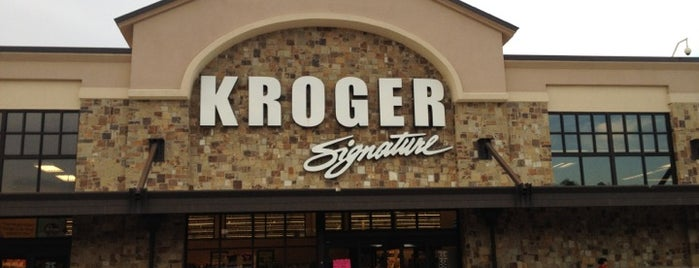 Kroger is one of Bars carrying Leprechaun Ciders: Houston.