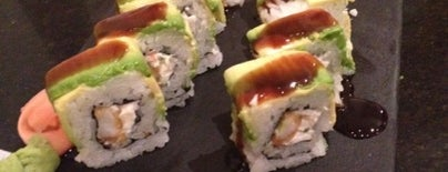 Sushi Itto is one of Orte, die Irving gefallen.