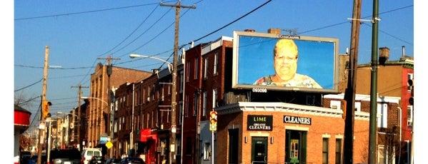 Zoe Strauss Billboard Project #1 is one of Gespeicherte Orte von Colleen.