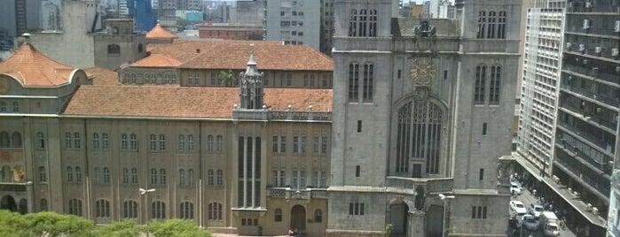 Mosteiro de São Bento is one of Sumpaulo.
