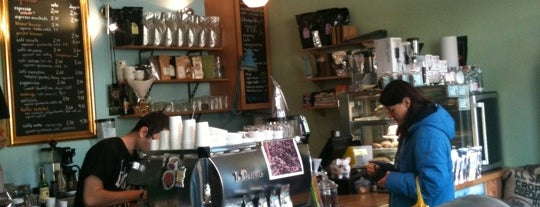 Kaffee Alchemie is one of SALZBURG SEE&DO&EAT&DRINK.