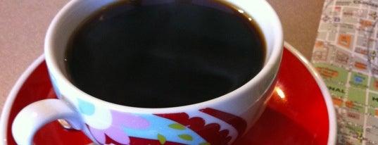Sidamo Coffee & Tea is one of District of Coffee.