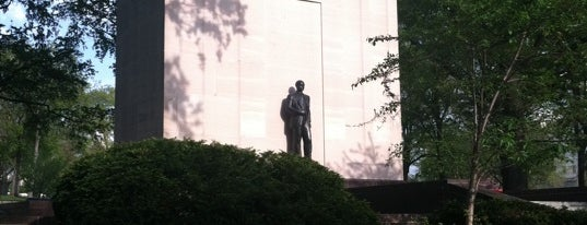 Robert A. Taft Memorial and Carrilon is one of A Not So Tourist Guide to DC.