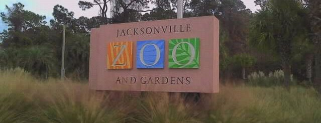 Jacksonville Zoo is one of Life's a Zoo.