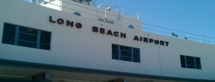 Long Beach Airport (LGB) is one of Airports Visited.