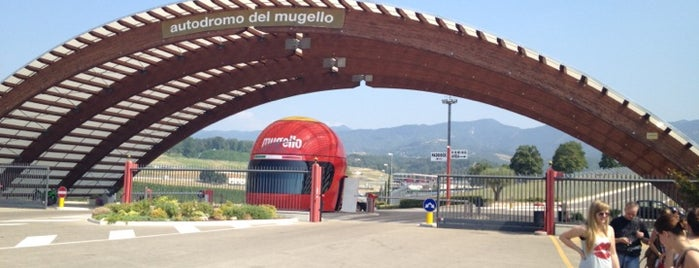 The mugel circuit MotoGp