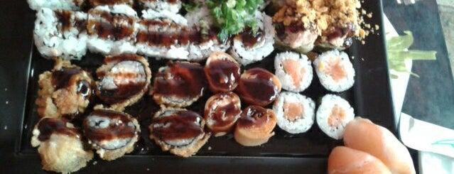 Sushi Deli is one of สถานที่ที่บันทึกไว้ของ Geisa.