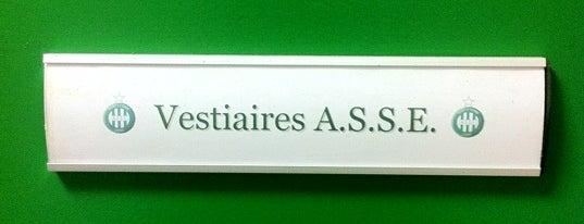 Stade Geoffroy Guichard is one of 'Stadium Talk'....