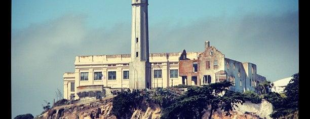 Alcatraz Island is one of San Francisco, CA Spots.