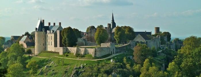 Château de Sainte-Suzanne is one of Bienvenue en France !.