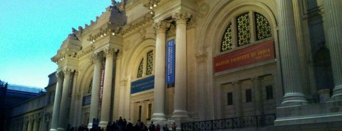 Metropolitan Sanat Müzesi is one of New York Wishlist.