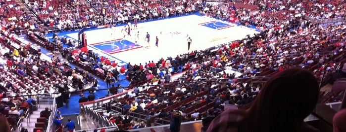 Wells Fargo Center is one of NBA Arena Guide.