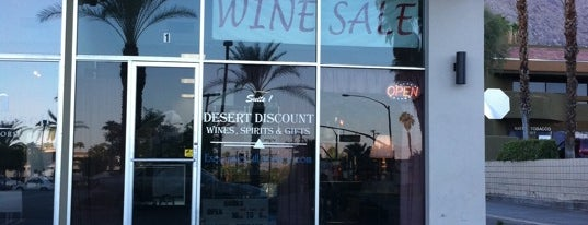 Desert Wines And Spirits is one of Palm Springs.
