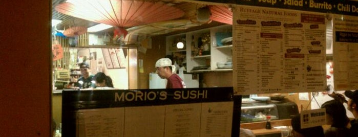 Morio's Sushi Bistro is one of The Sushi Restaurant in Hawaii.