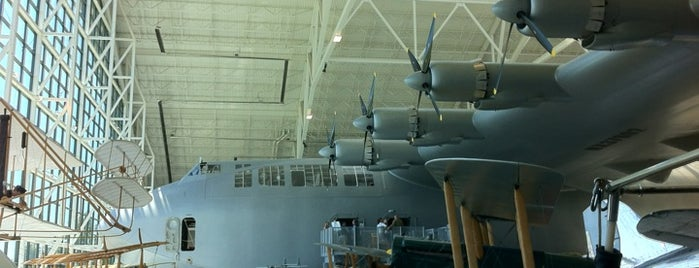 Evergreen Aviation & Space Museum is one of Museums, Art, Field, Science, etc..