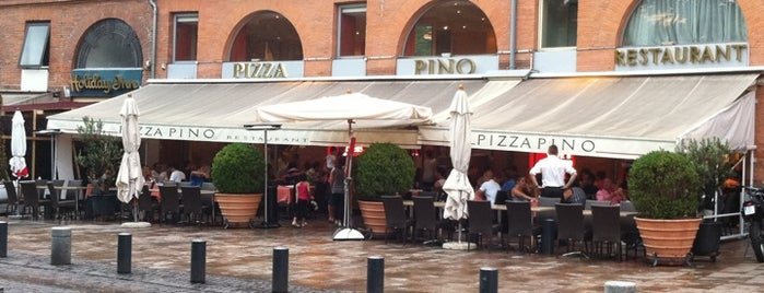 Pizza Pino is one of Comidos WORLD.