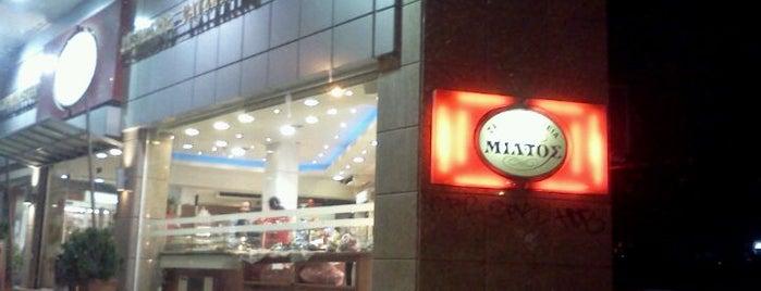 Μίλτος is one of Posti che sono piaciuti a Chara.