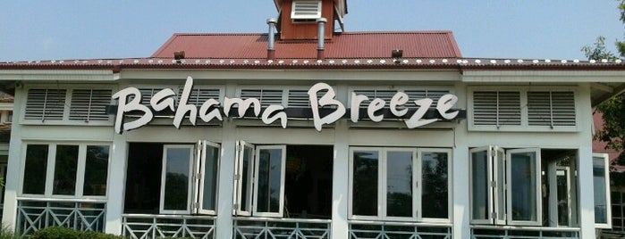 Bahama Breeze is one of foodie.