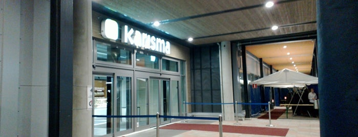 Kauppakeskus Karisma is one of Malls.
